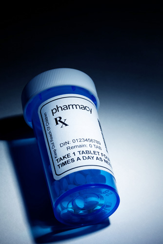 Xeljanz prescription bottle.